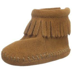 Toddler Minnetonka Moccasin Boots